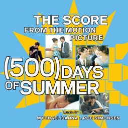 (500) Days of Summer – score