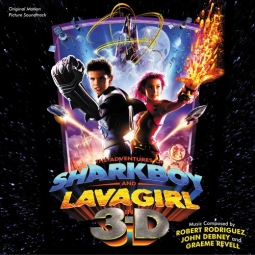 Adventures of Sharkboy and Lavagirl in 3-D, The