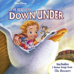 Rescuers Down Under, The – remastered
