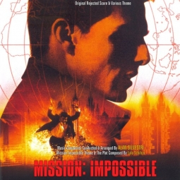 Mission: Impossible – rejected score / The Delta Force