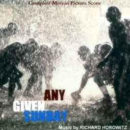 Any Given Sunday – promo score