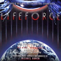 Lifeforce – expanded score