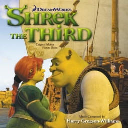 Shrek the Third – score