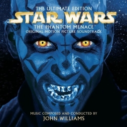 Star Wars, Episode I: The Phantom Menace – Ultimate Edition / Complete score